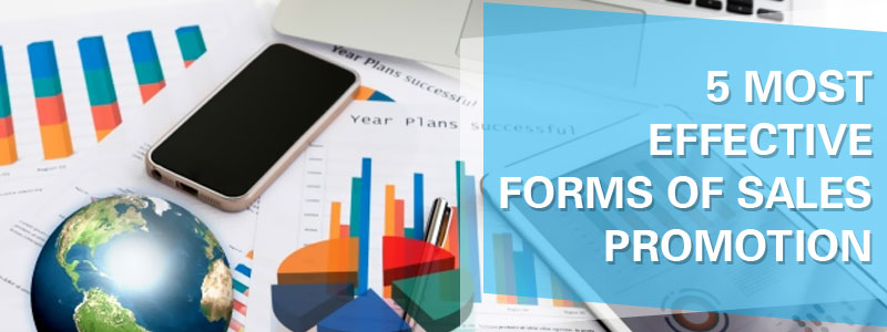 5 most effective forms of sales promotion