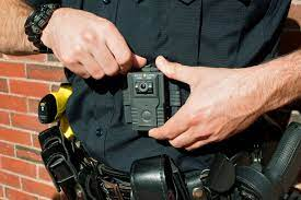 How body cameras can benefit officers on duty